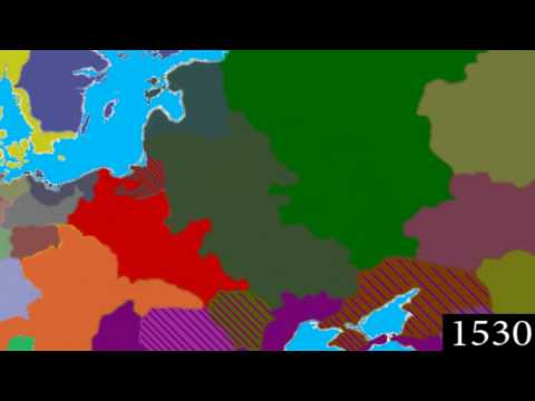 Territory of Poland, Central & Eastern Europe 990-2009