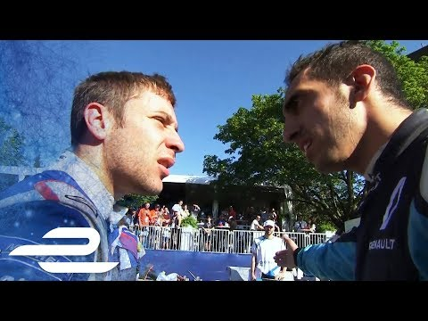 Sébastien Buemi In Extraordinary Post-Race Tirade! Hydro-Quebec Montreal ePrix
