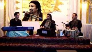 Ustad Sharif Ghazal ``Dille man sacht arezo darad ´´