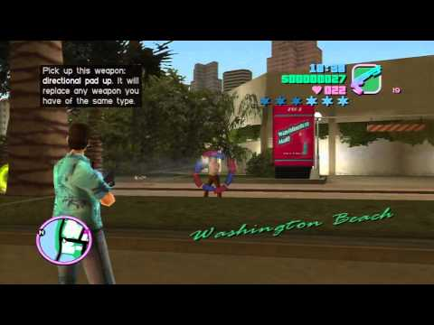 Grand Theft Auto Double Pack Xbox 360 Gameplay