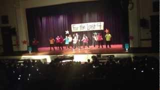 Park Middle School Talent Show 2013 Teachers