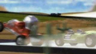 Hot Wheels Turbo Racing Intro Playstation one