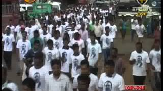 News 1st Prime time 9PM  english 20th December 2014