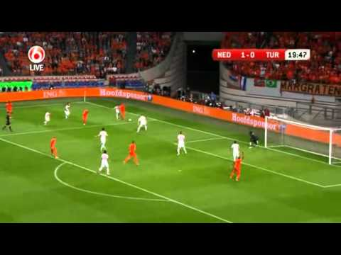 Netherlands - Turkey WC 2014 Qualifying match