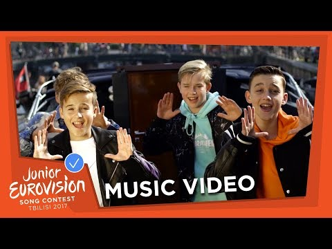 FOURCE - LOVE ME - THE NETHERLANDS 🇳🇱 - OFFICIAL MUSIC VIDEO - JUNIOR EUROVISION 2017