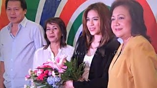 Toni Gonzaga renews contract with Star Cinema