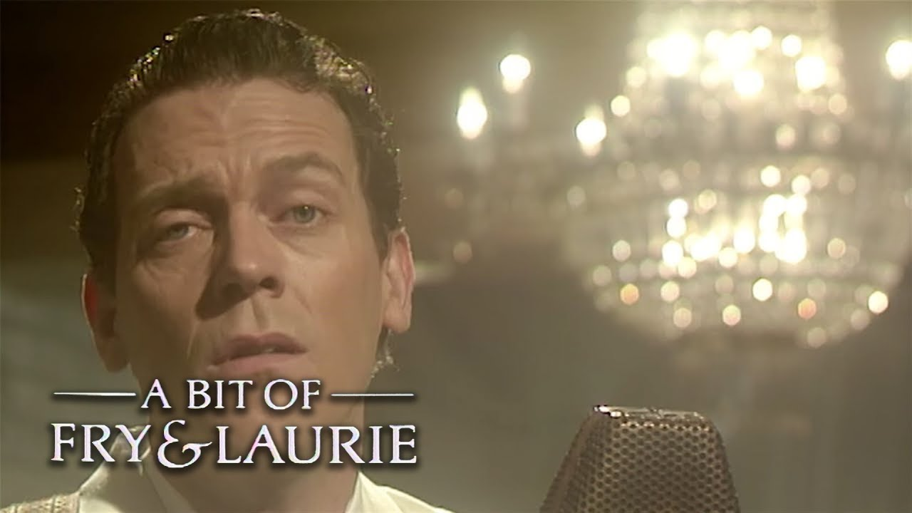 Sophisticated Song | A Bit of Fry and Laurie  | BBC Comedy Greats