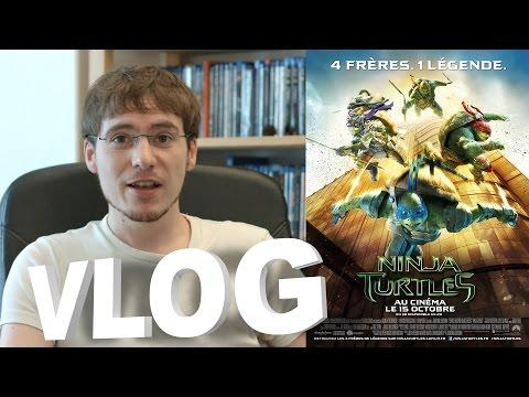 Vlog - Ninja Turtles