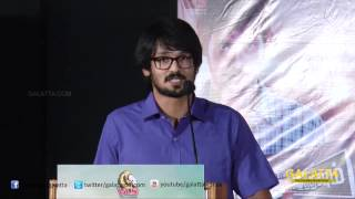 Nakul - Playing Vasanth was an interesting experience