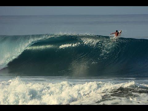 August 05 2015 Surfing Playa Hermosa Costa Rica