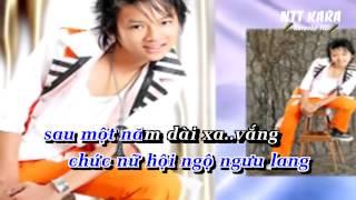 [Karaoke] Vụ Án Mã Ngưu - Tuấn Khang (Hoài Lâm)