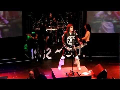 WASP Blind In Texas live in Edinburgh 22/09/2012