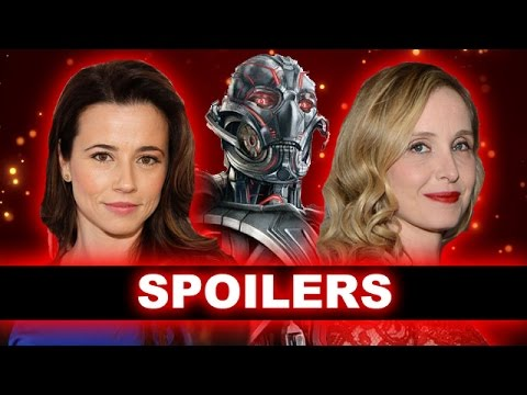Avengers Age of Ultron - Julie Delpy & Linda Cardellini - Beyond The Trailer