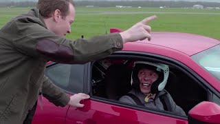 Sir Chris Hoy Talks Through His Lap - Top Gear