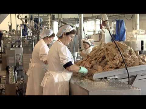 Tuna processing line