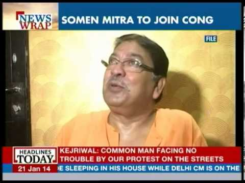 WB: Somen Mitra leaves Trinamool to rejoin Congress today