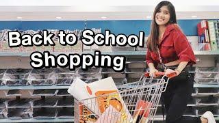 Back to School Shopping & Haul 2019