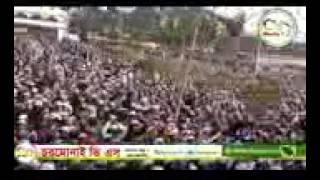 চরমুনাই পীর ছাহেব বরিসালে জালাময়ি ভাসন
