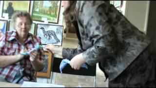 Мастер класс Иванова Лариса Куклы из материнского платка 3 - ViYoutube