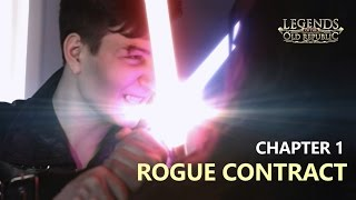 Legends of the Old Republic: Rogue Contract (ENG subs)