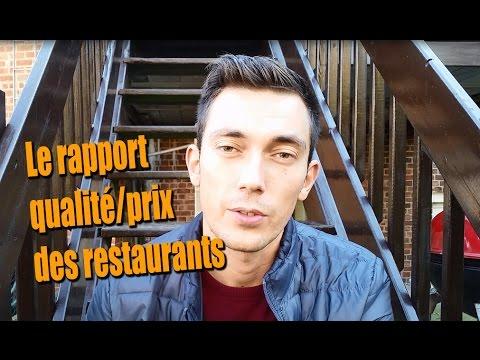 Rapport qualité/prix des restaurants à Disneyland Paris
