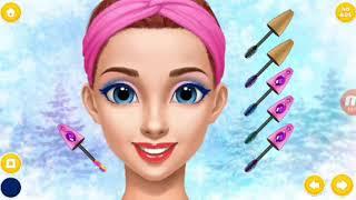 Fun Girl Care Kids Game ! Princess Gloria Makeup Salon ! Games For Girls