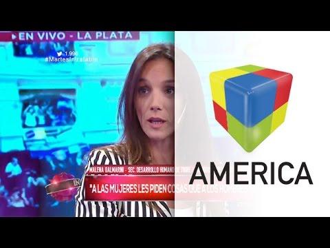 Malena Galmarini: Los varones no quieren dejar el poder