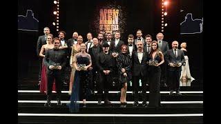 GQ Men of the Year 2018 by Clear - Ödül Töreni