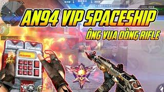 CF Mobile : Rank C4 Cùng AN94 VIP GALAXY Súng Xịn Có Khác || Việt Thắng Gaming