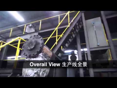 continuous pyrolysis waste plastic extract into the fuel oil and carbon black  machine--Amy Yang