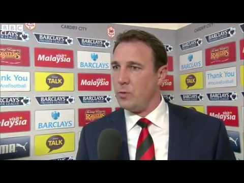 Cardiff vs Manchester City 3-2 - Malky Mackay (25-08-13)
