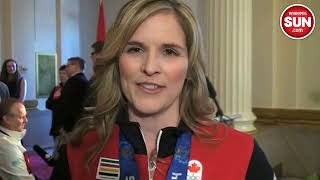 Jennifer Jones comments on future of curling team