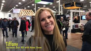 At the show today: Home Remodeling Show