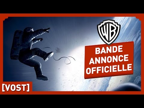 Gravity - Bande Annonce VOST - HD