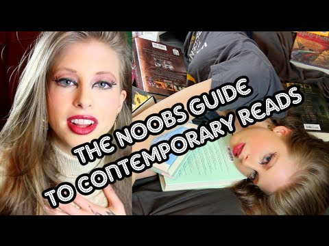 THE NOOBS GUIDE TO CONTEMPORARY READS