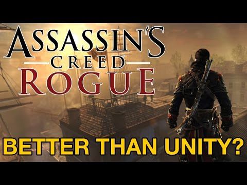 Assassin's Creed Rogue Gameplay: Better than Unity?