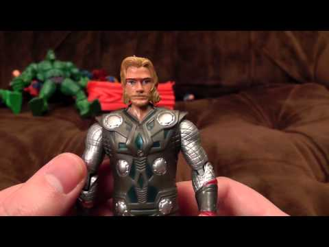 Fake Avengers Figures | Ashens