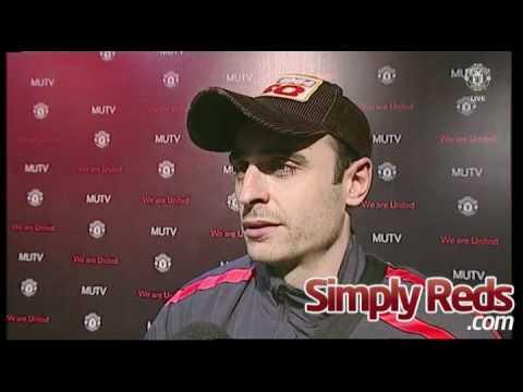 Manchester United 7-1 Blackburn Rovers - Dimitar Berbatov