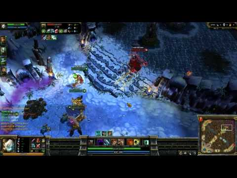 League of Legends Commentary 017 P4 Tristana