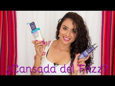 ... No Mas Esponjado, No Frizz & Brilloso| Remedio Casero( Shiny Hair