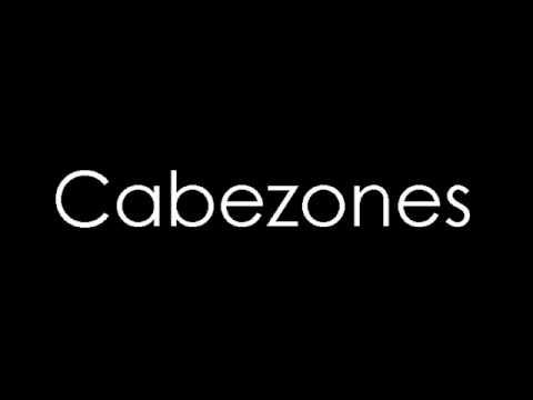Cabezones - Mi Pequea Infinidad