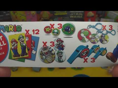 20 Surprise Eggs Kinder Surprise Disney Pixar Cars 2 Thomas Spongebob