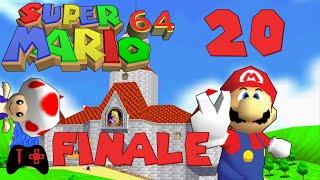 Super Mario 64: Finale - Part 20 - Nail Game Plus