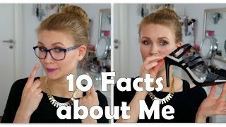 Neuer Kanalname & 10 FACTS ABOUT ME
