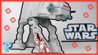 Star wars toys review video for kids Star Wars Video for Children in Stop Motion 4k Star wars set