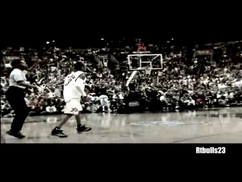 Allen Iverson vs Derrick Rose - Past Meets Future HD *credit to Rtbulls23