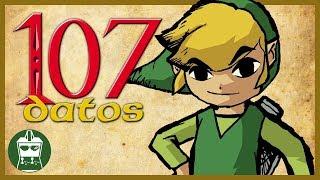 107 datos de 'The Legend of Zelda: The Wind Waker' que DEBES saber (AtomiK.O. #3)