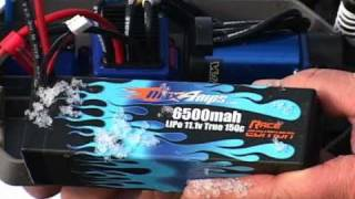 Traxxas Stampede 4x4 VXL - Episode 10 MaxAmps.com Minute