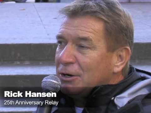 Rick Hansen Relay Day