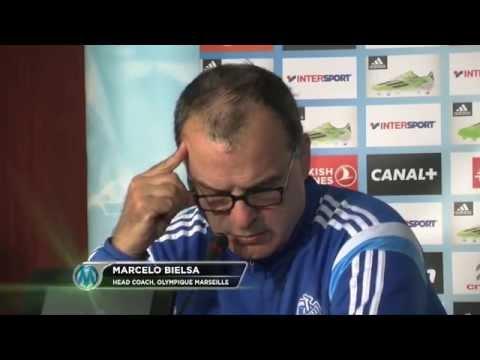 Marcelo Bielsa: Nicht von Meisterschaft sprechen | Olympique Marseille in der Ligue 1